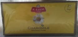 chamomile tea package